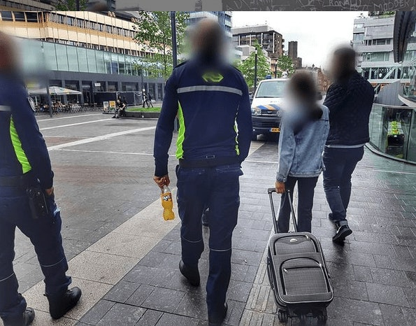 Syrisch meisje (11) 'moederziel alleen' aangekomen op station Utrecht Centraal