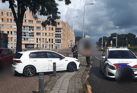 Politie met spoed op zoek naar getuigen van een ongeval op de Marnixlaan in Utrecht