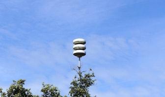 Fout bij testen van alarmpalen zorgt voor luchtalarm in hele regio Utrecht