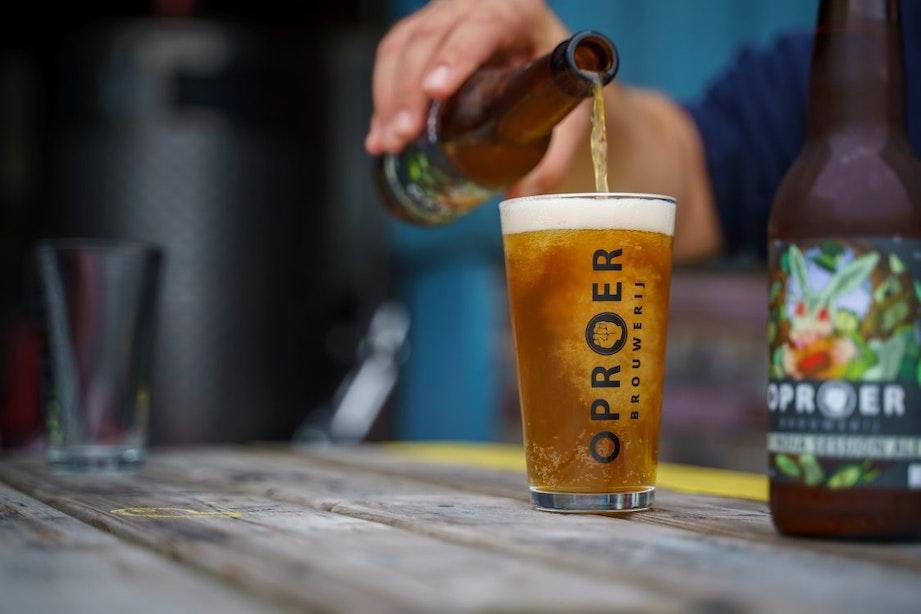 Utrechtse brouwerij Oproer wil biercafé openen in Overvecht en start crowdfunding