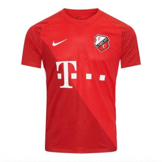 Poll: Wat vind jij van het nieuwe thuisshirt van FC Utrecht?