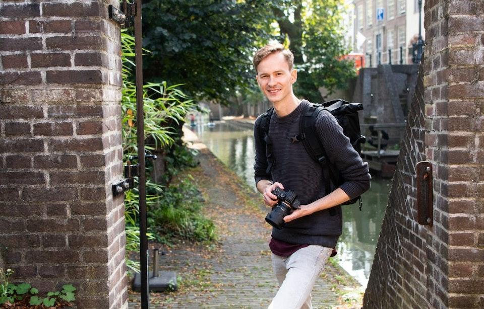Utrecht volgens fotograaf Sven Geerdes; bekend van het hele populaire account @utrechtalive