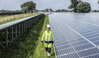 Statkraft opent de deuren van zonnepark Houten Oostrumsdijkje