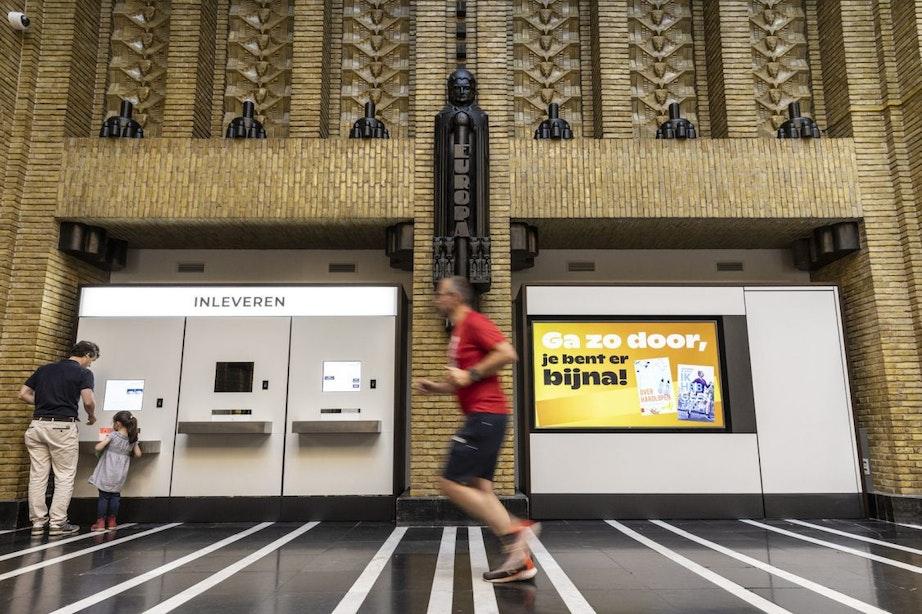 Vele markante Utrechtse plekken waren zondagochtend weer het decor van de KLM Urban Trail