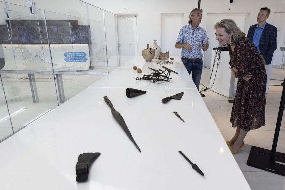 Zeldzame Romeinse voorwerpen van bijna 2000 jaar oud gevonden