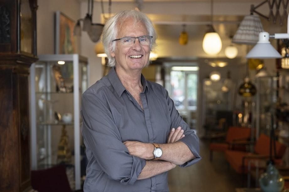 Op bezoek bij design- en antiekwinkel 't Aloude: 'Ik vind het leuk om te verzamelen'