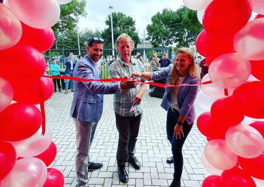 Nieuwe voetbalclub SV Utrecht United trapt af op sportpark Papendorp