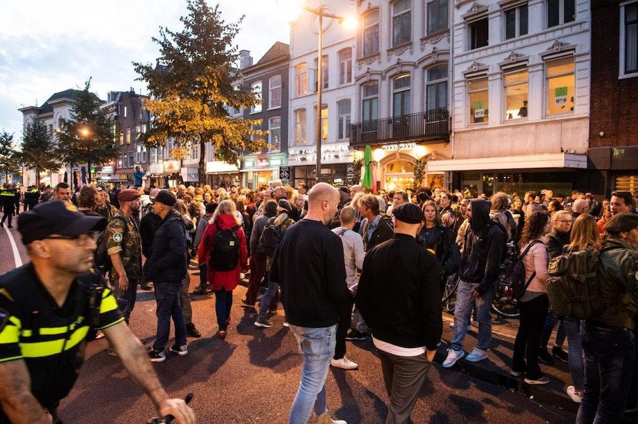 Gemeente Utrecht staat demonstraties bij Waku Waku niet meer toe