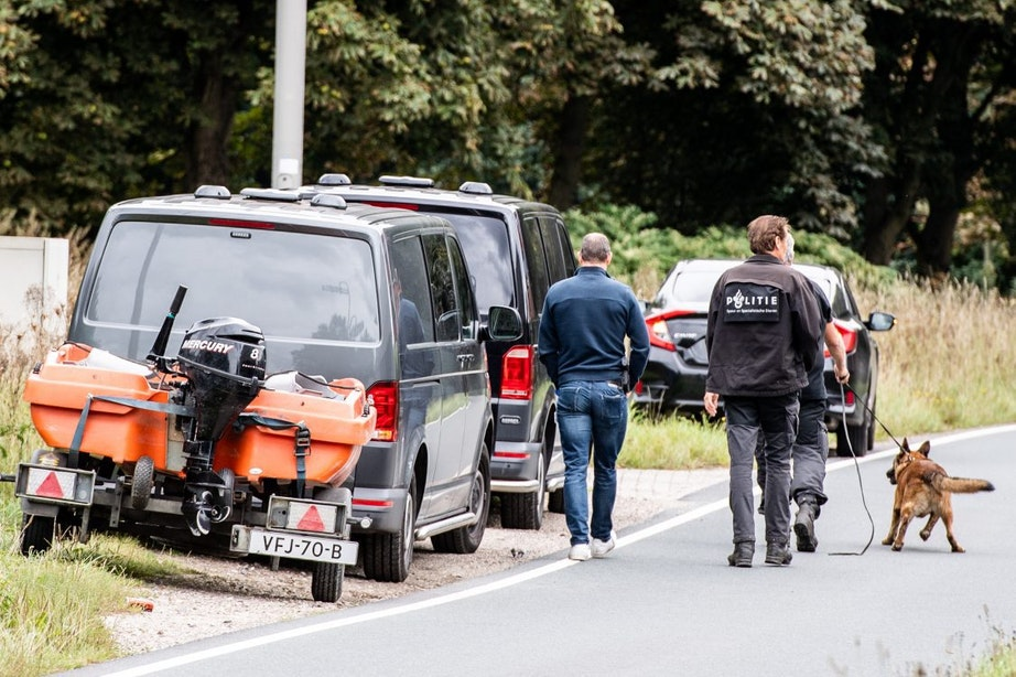 Politie zoekt maandag bij Utrechts Bastion Hotel naar vermiste Dawid Szustak