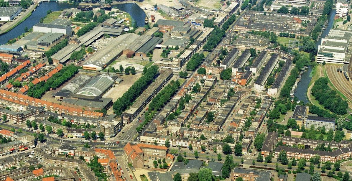 Op pad met Oud-Utrecht: industrieel erfgoed in de Dichterswijk