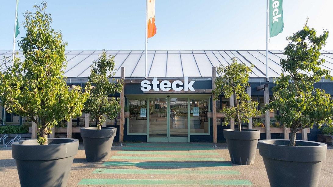 Steck: van tuincentrum naar stadsoase