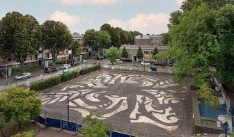 Reconstructie monumentaal kunstwerk van Jan Boon in Oog in Al gestart