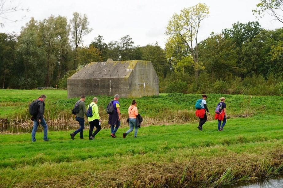 Waterlinie Wandeltocht terug in Utrecht op 9 oktober