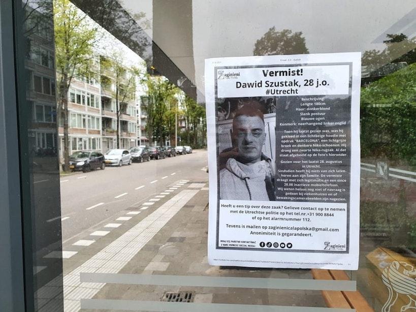 Ook politie publiceert nu oproep om uit te kijken naar vermiste Dawid Szustak