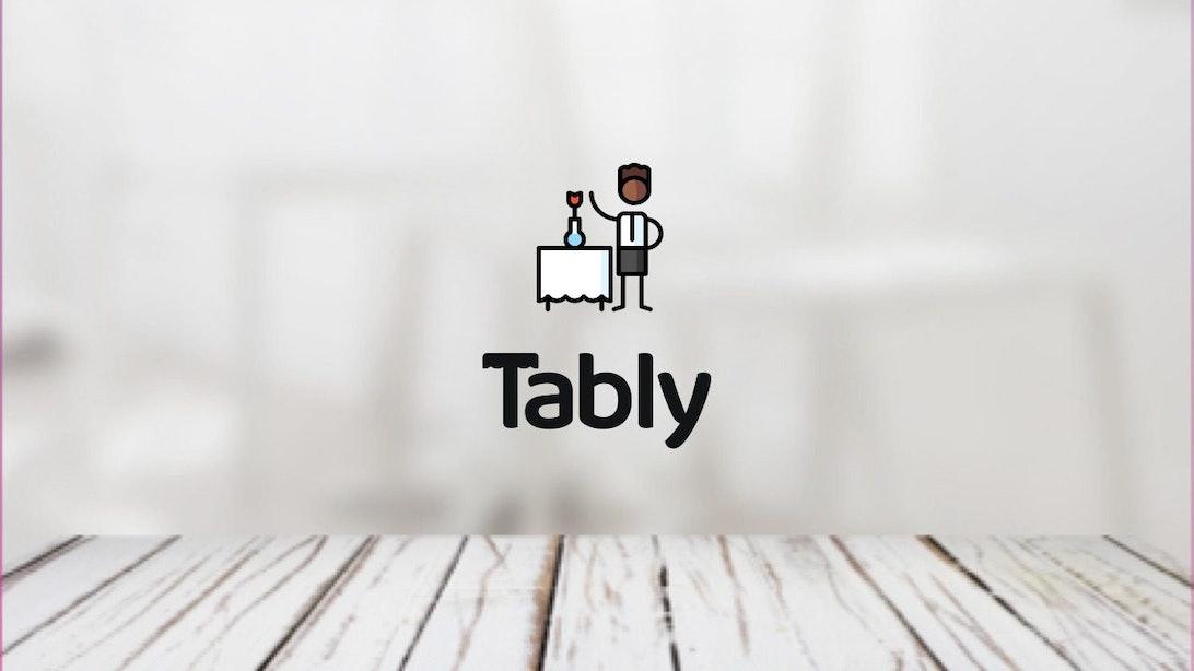Tably, altijd een plek!