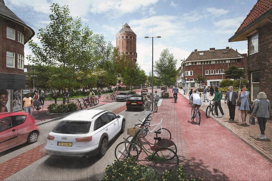 Utrechters kunnen vanaf nu reageren op plannen voor herinrichting van de Amsterdamsestraatweg