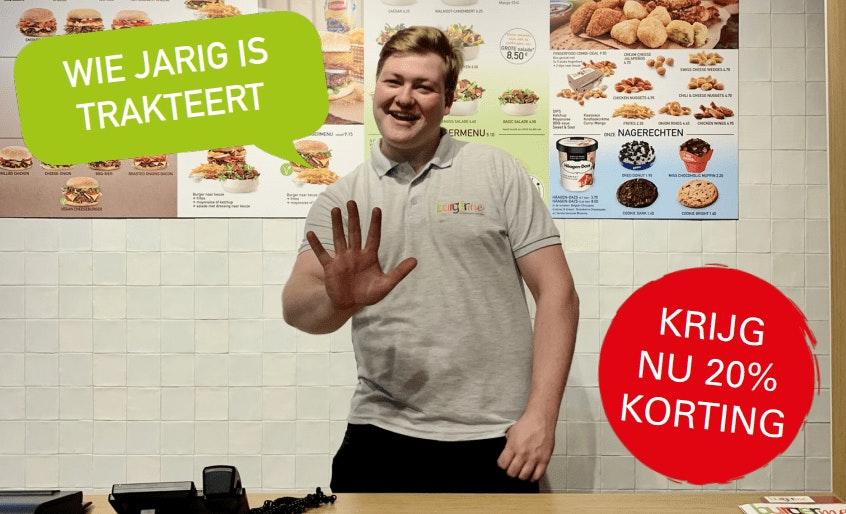 burgerme Utrecht-Noord bestaat 5 jaar