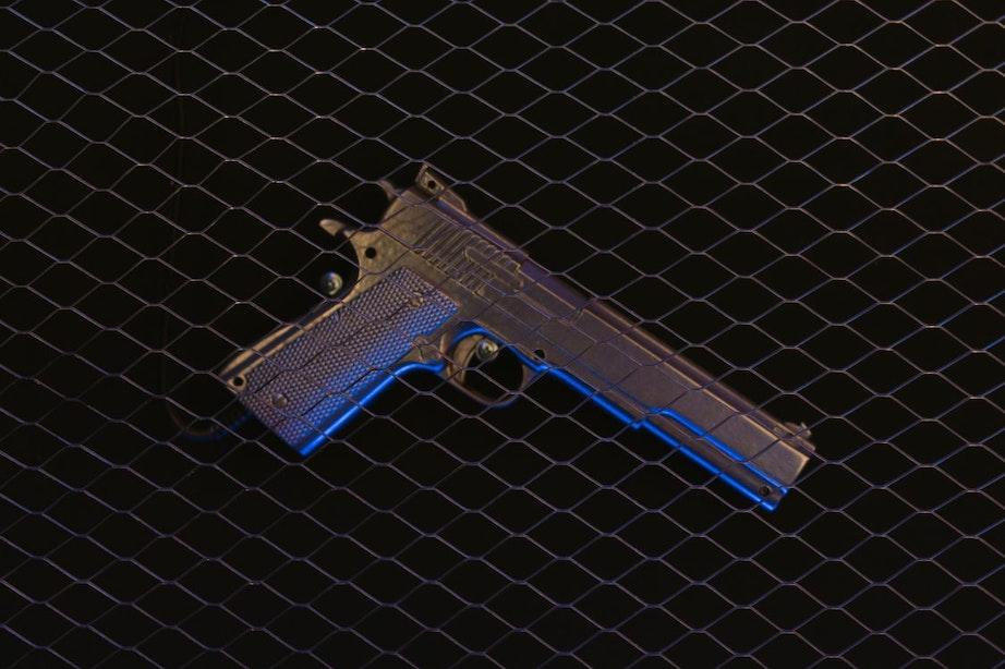 Naast steekwapens kunnen in Utrecht ook vuurwapens worden ingeleverd tijdens wapeninleveractie