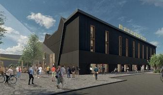 De Machinerie verwacht in 2023 open te gaan in Werkspoorkwartier in Utrecht