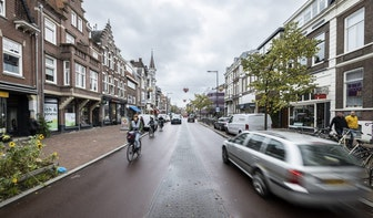Straatnamen: Het smalle Nachtegaalsteegje wordt in 1869 de Nachtegaalstraat