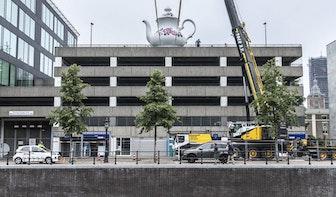 Nog steeds meer dan duizend parkeerplekken bij Hoog Catharijne dicht