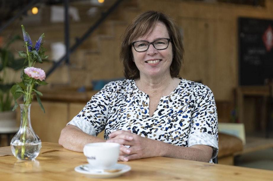 Evelien is vrijwilliger bij Home-Start Utrecht: 'Dit werk is voor mezelf ook heel verrijkend'