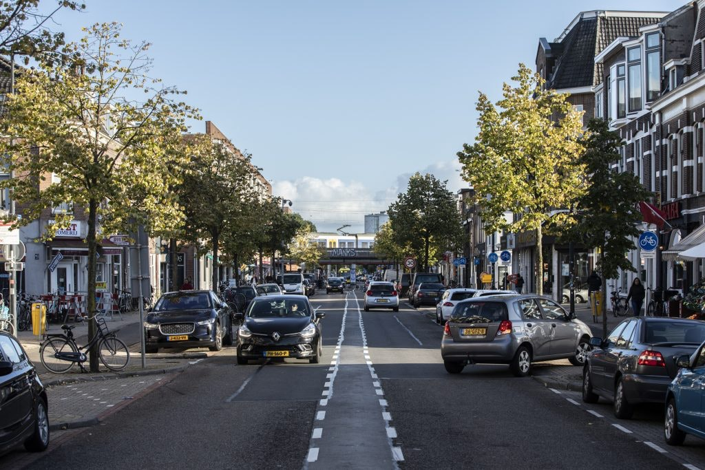 Vier vragen over de nieuwe inrichting van de Amsterdamsestraatweg