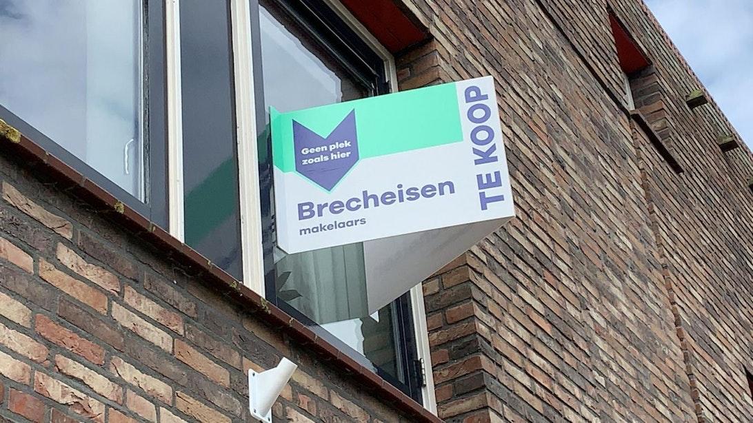 Aantal verkochte woningen in Utrecht daalt; kopers worden kritischer