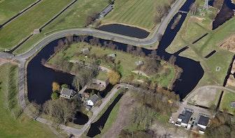 Gemeente gaat Fort de Gagel in Utrechtse wijk Overvecht restaureren en herontwikkelen