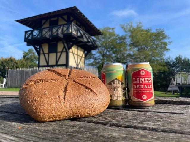 Utrechtse Maximus Brouwerij brouwt bier ter ere van de Limes