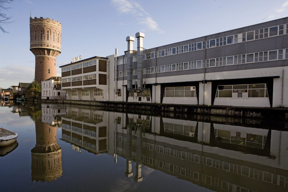 Op pad met Oud-Utrecht: het industrielandschap van Rotsoord